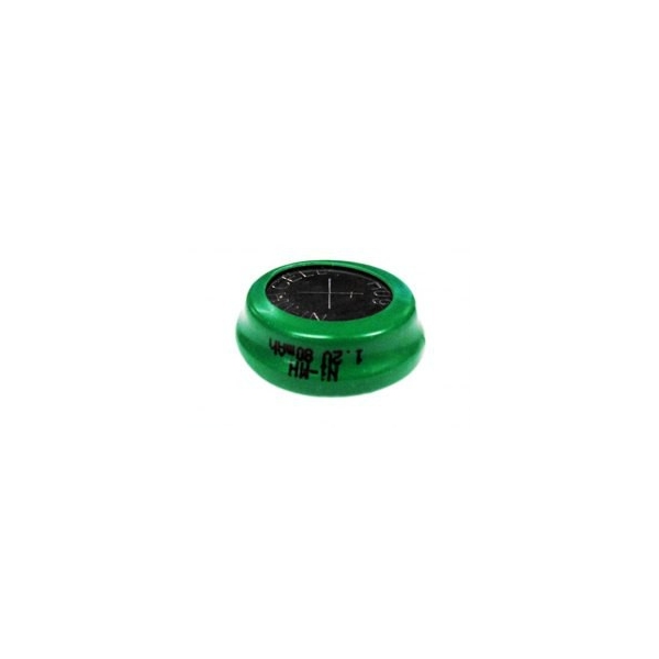 NiMH button cell battery 80 mAh - 1,2V - Evergreen