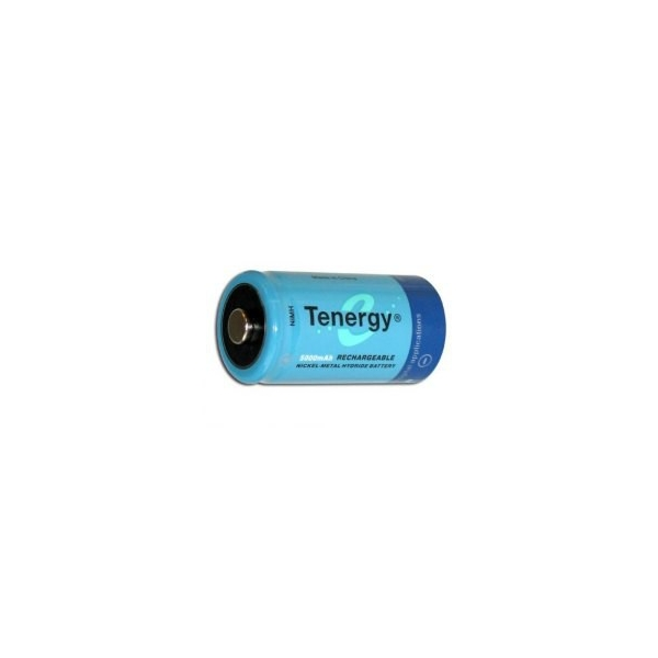 NiMH battery C 5000 mAh - 1,2V - Tenergy