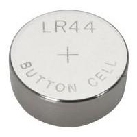 Alkaline button cell battery LR44 / A76 - 1,5V