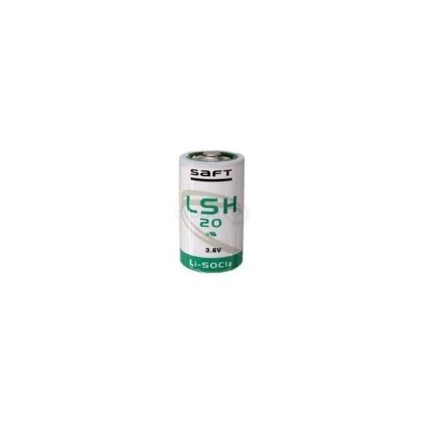 Lithium battery LSH 20 - D - 3,6V - Saft