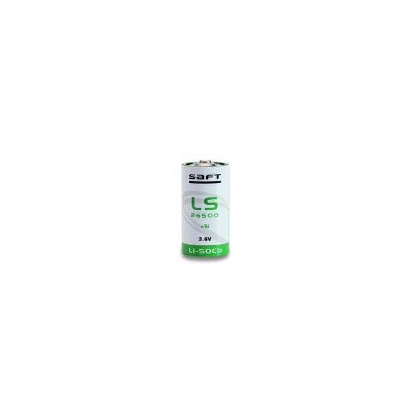 Lithium battery LS 26500 - C - 3,6V- Saft
