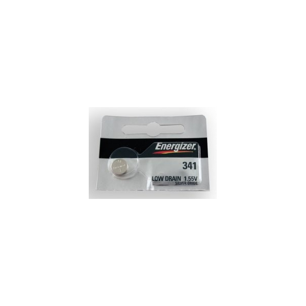 Button cell battery SR714 / 341 - 1,55V - silver oxyde - Energizer