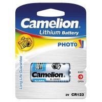 Lithium battery CR123 - 3V