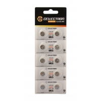AG3 10 button cell battery AG3 / LR41 / 392 1,5V Cellectron