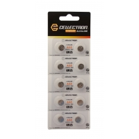AG5 10 button cell battery AG5 / LR754 / 393 1,5V Cellectron