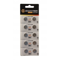 AG8 10 button cell battery AG8 / LR1120 / 391 1,5V Cellectron