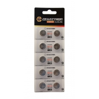 AG13 10 button cell battery AG13 / LR44 / 357 1,5V Cellectron