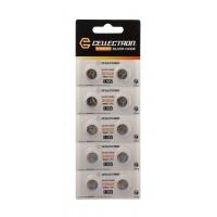 SR920 10 Silver Oxide battery SR920/SR69 / 370 1,55V Cellectron