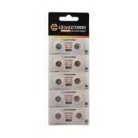 SR736 10 Silver Oxide battery SR736 / SR41/392 / 1,55V Cellectron