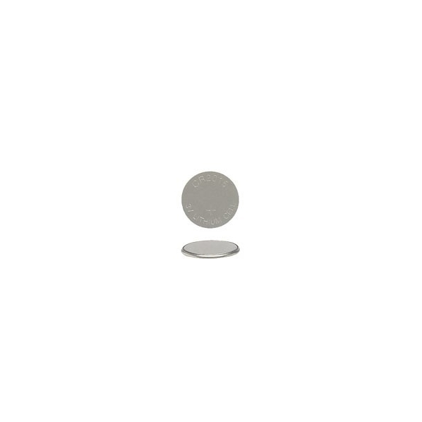 Lithium button cell battery CR2016 - 3V