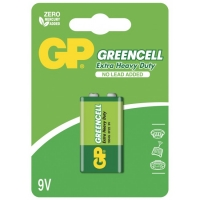 Extra heavy duty battery 9V / 6LR61 - GP Battery