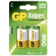 Alkaline battery 2 x C / LR14 - 1,5V - GP Battery