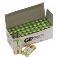 Alkaline battery 2 x AA / LR6 SUPER - 1,5V - GP Battery