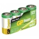 Alkaline battery 4 x C / LR14 SUPER - 1,5V - GP Battery