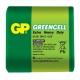 Extra heavy duty battery 1 X 3R12 - 4,5V - GREENCELL - GP Battery