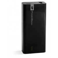 Powerbank Yolo 5200 mAh, 1C05A, black