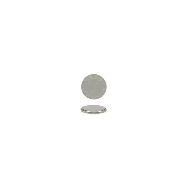 Lithium button cell battery CR2025 - 3V
