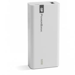 Powerbank Yolo 5200 mAh, 1C05A, white