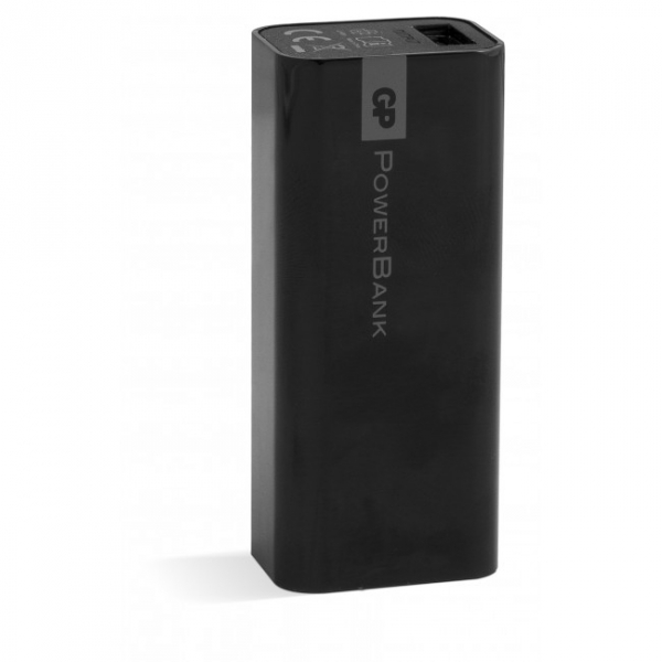 Powerbank Yolo GP 1C02A 2600mAh In 1A / Out 1A / Li-Ion black