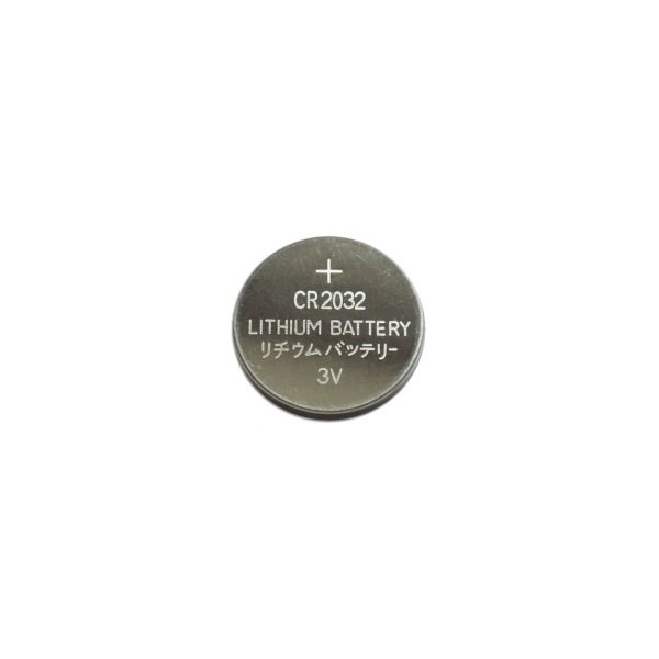 Lithium button cell battery CR2032 - 3V