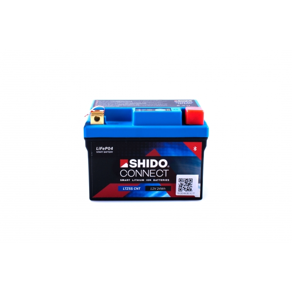 Battery Shido connect LTZ5S