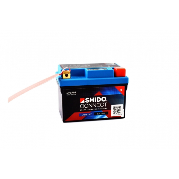 Battery Shido connect LTZ7S