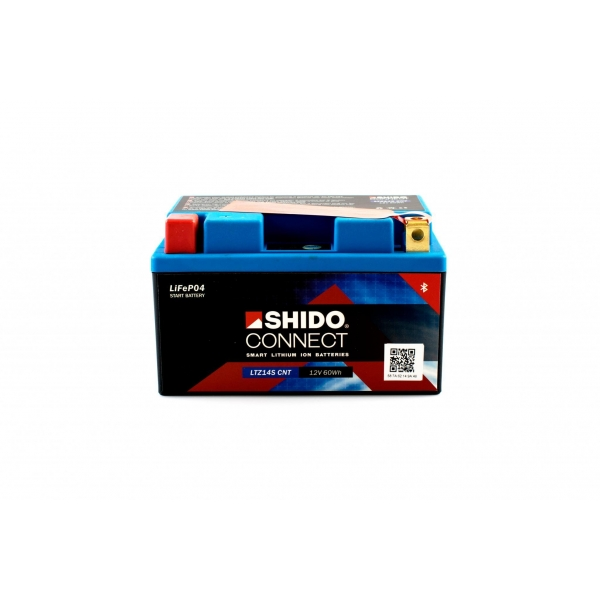 Battery Shido connect LTZ14S