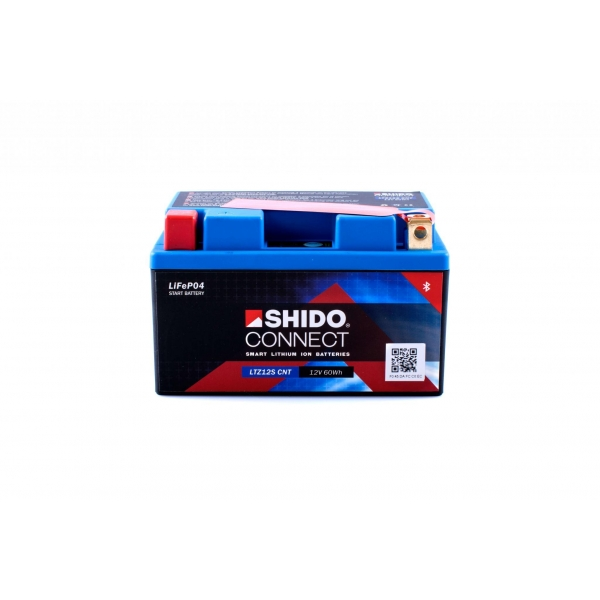 Battery Shido connect LTZ12S