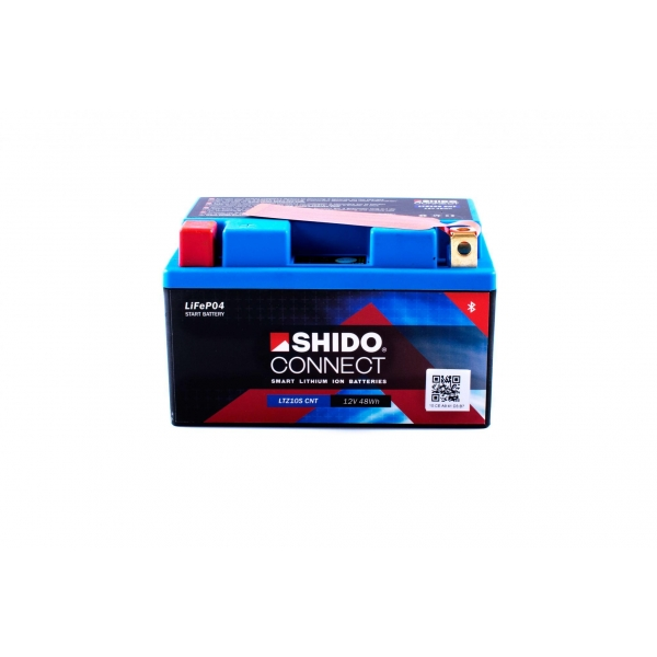 Battery Shido connect LTZ10S