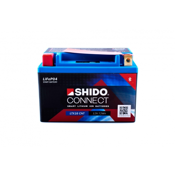 Battery Shido connect LTX16