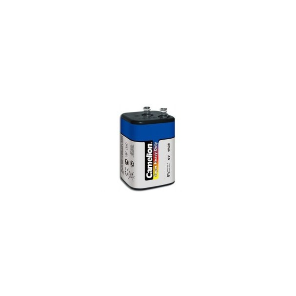 Alkaline battery 4LR25 - 6V